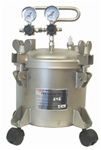 2.5 Gallon Stainless Steel Pressure Pot
