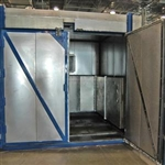 Batch Oven Single Entry 8'w x 10'h