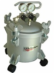 2.5 Gallon Pressure Pot Dual Air Regulation