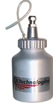 Best 1 Quart Aluminum Pressure Cup, 50 psi max, w/Screw Lid