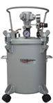 5 Gallon Pressure Tank  single regulator air agitator