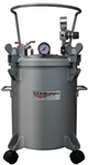 H2O-CPR 5 Gallon SS Pot Dual Regulated System