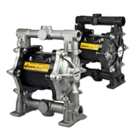 Zip 52 Double Diaphragm Pump 5 Gallon Pail Mount with Agitator